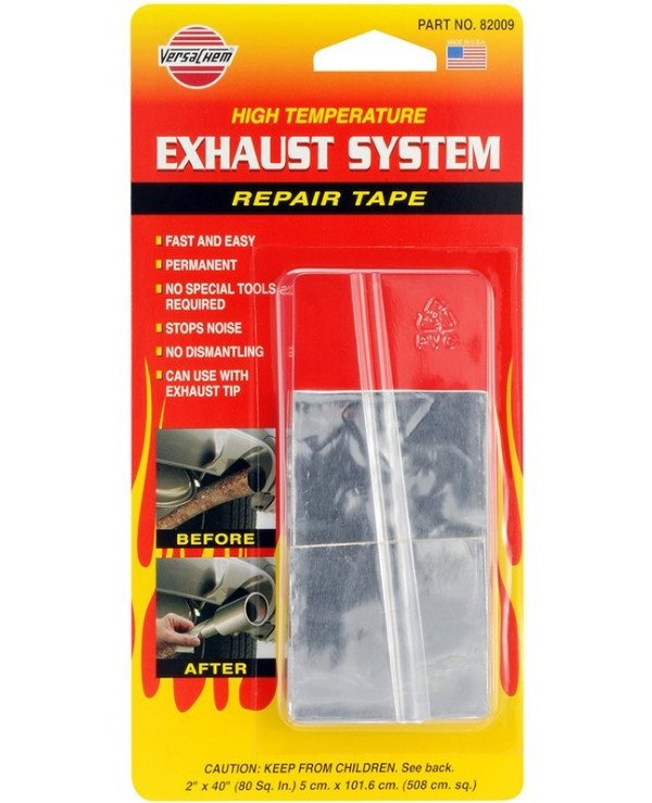 Versachem - Repair tape for silencers Exhaust System Repair Tape