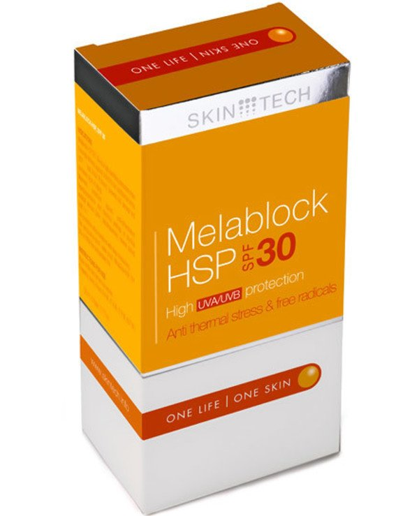Skin Tech - Sunscreen Cosmetic Daily Care MMelablock HSP SPF 30 50ml