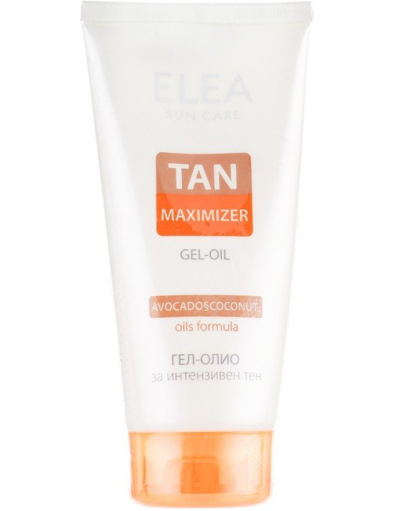Elea Professional - Intensive Tanning Gel Tan Maximizer Gel-Oil