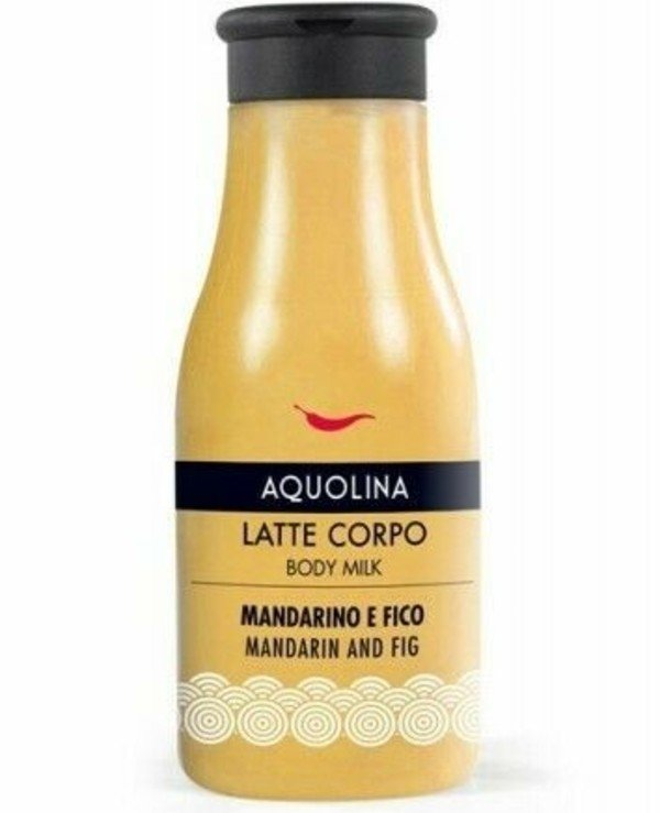 Aquolina - Молочко для тела Body Milk Latte Corpo Mandarino And Fig 250мл