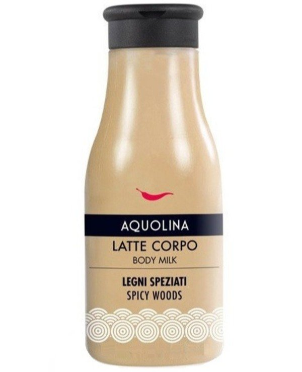 Aquolina - Молочко для тела Body Milk Latte Corpo Spicy Woods 250мл