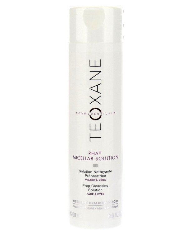 Teosyal Teoxane - Professional Cleansing Lotion Teosyal RHA Micellar Solution NEW
