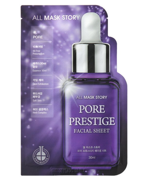 All Mask Story - Mask for the face Pore Prestige Facial Sheet