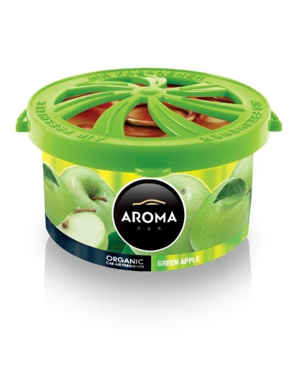 Aroma Car - Flavor Organic Green Apple