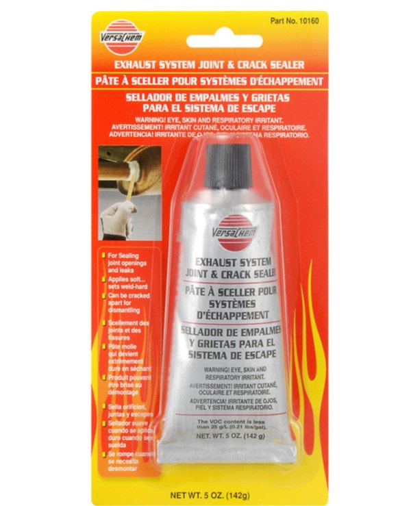 Versachem - Sealant for exhaust system Exhaust System Joint Crack Sealer
