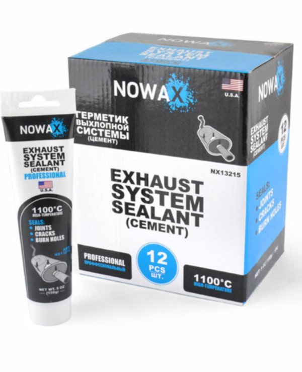 Nowax - Sealant high-temperature ceramic
