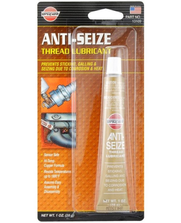 Versachem - High-Temperature Thread Grease Anti-Seize Thread Lubricant