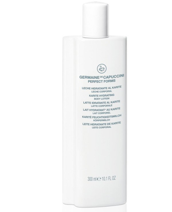 Germaine de Capuccini - Moisturizing Lotion with Shea Butter Karite hydrating body lotion