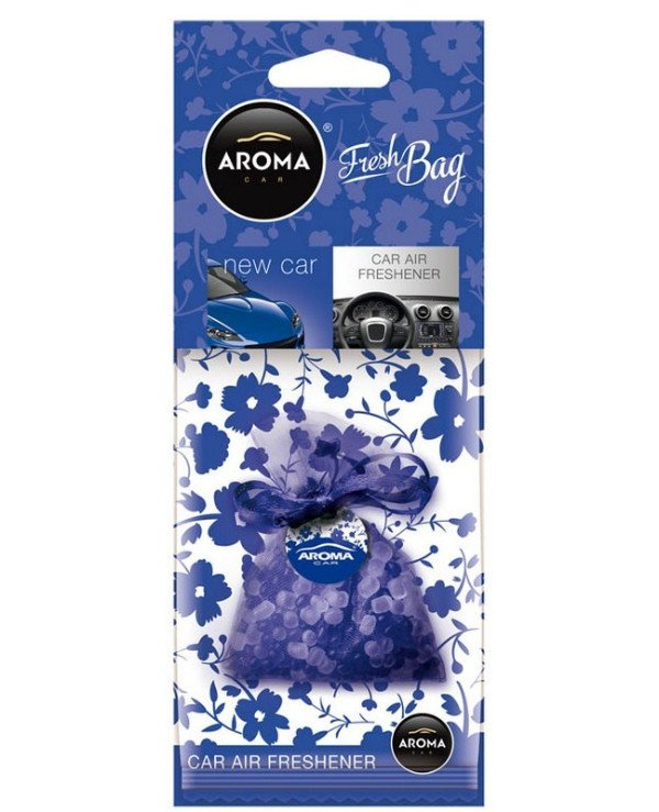 Aroma Car - Fragrance Fresh Bag New Car