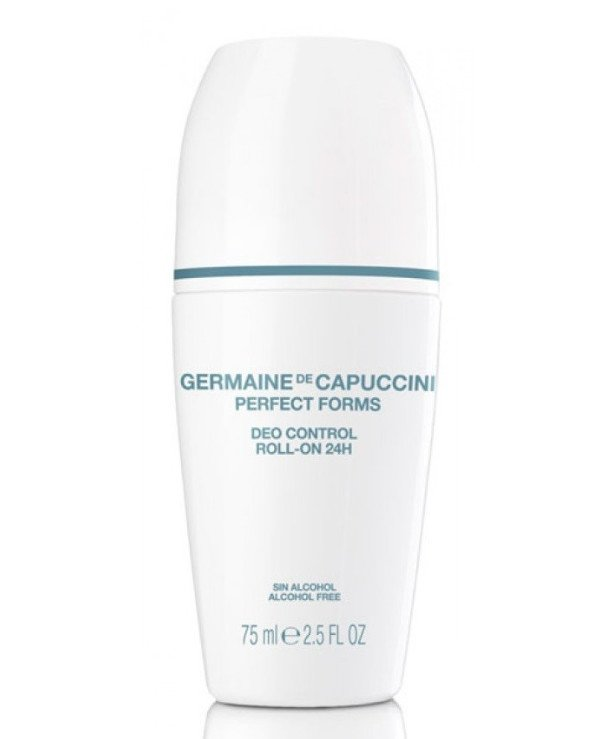 "Germaine de Capuccini - Deodorant ball ""24 hours"" Perfect Forms Deo Control Roll-on 24H 75ml"