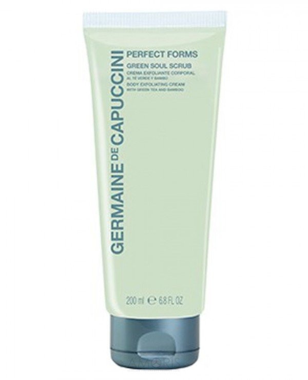 Germaine de Capuccini - Cream exfoliant with green tea and bamboo Body Exfoliating Cream with Green Tea and Bamboo 200ml