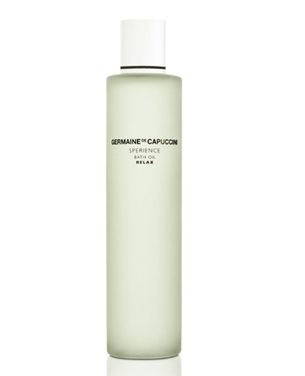 Germaine de Capuccini - Aromatic bath oil Relax Sperience Bath Oil Relax 100ml
