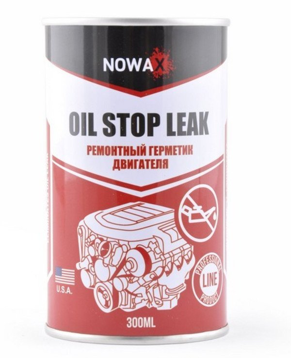 Nowax - Sealant of oil system of the Oil Stop Leak