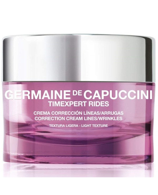 Germaine de Capuccini - Light cream for normal skin Correction Cream Lines/Wrinkles Light 50ml