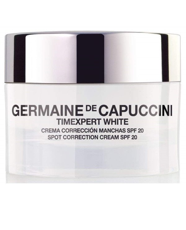 Germaine de Capuccini Cream for the correction of pigment spots SPF-20 | Cream for the correction of pigment spots SPF-20