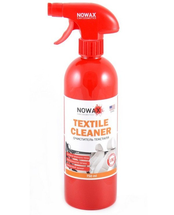 Nowax - Textile Cleaner