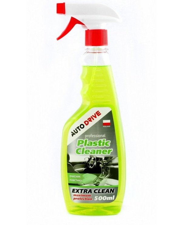 Auto Drive - Cleaner Plastic
