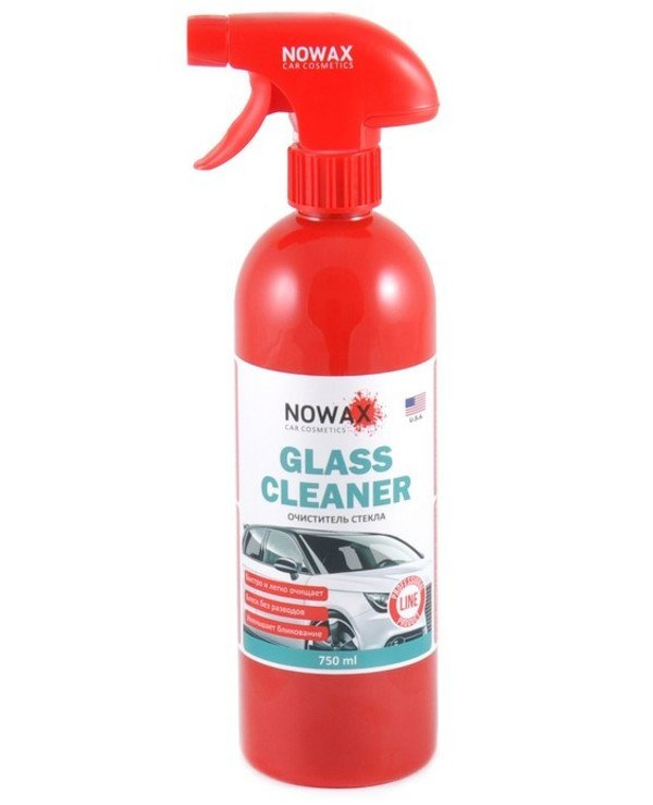 Nowax - Glass Cleaner Glass Cleaner