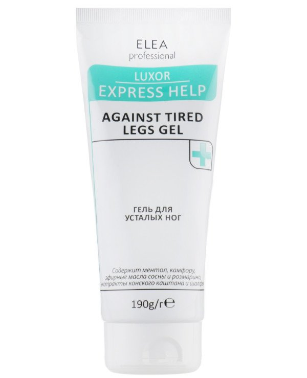 Elea Professional - Tired feet gel Against Tired Legs Gel