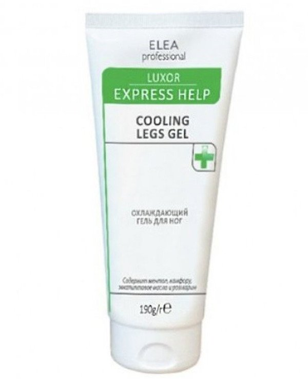 Elea Professional - Cooling gel for the feet Cooling Legs Gel