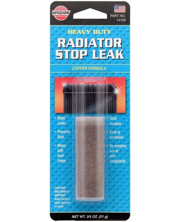 Versachem - Radiator sealant powder Heavy Duty Radiator Stop Leak