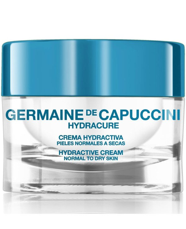 Germaine de Capuccini - Cream for normal and dry skin Hydractive cream normal to dry skin 50ml