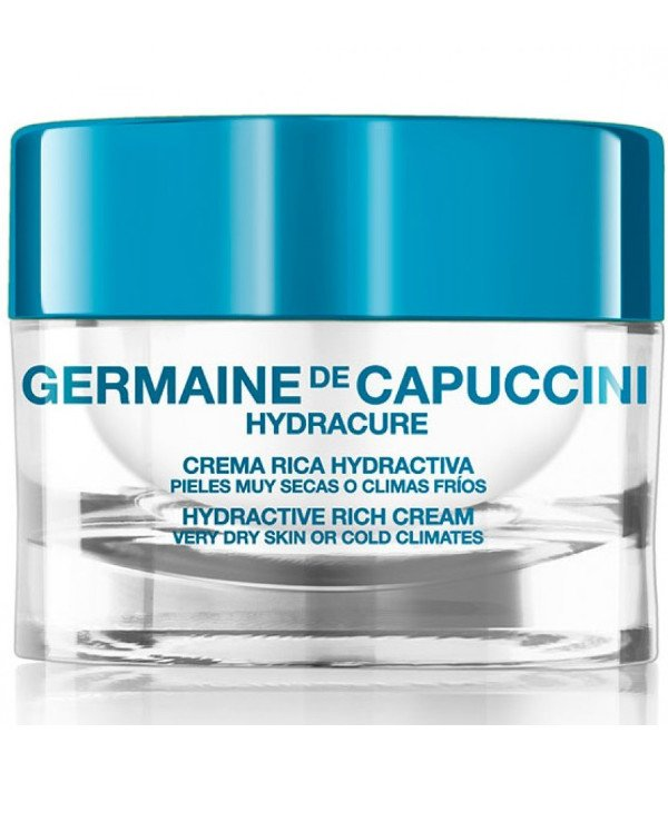 Germaine de Capuccini - Cream for very dry skin Rich Cream Very Dry Skin or Cold Climates 50ml
