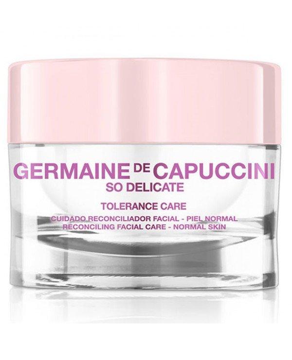 Germaine de Capuccini - Soothing cream for normal skin Tolerance Care 50ml