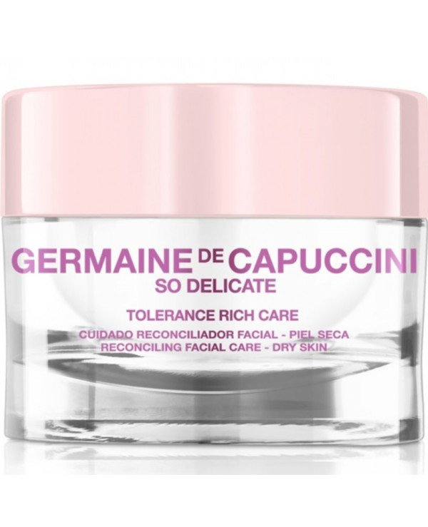 Germaine de Capuccini - Soothing cream for dry skin Tolerance Rich Care 50ml
