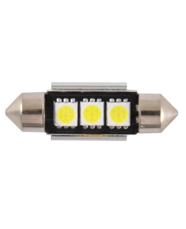 Solar - Autolamps LED 12V SV8.5 T11h36mm Canbus