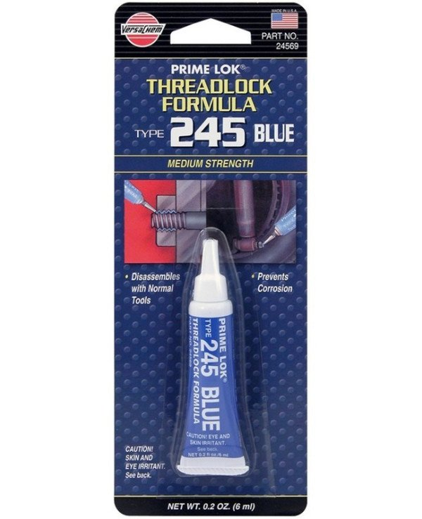 Versachem - Locking thread Threadlock Blue