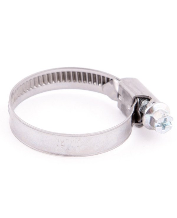 Norma - Stainless steel clamp (W2) (25-40 / 9)