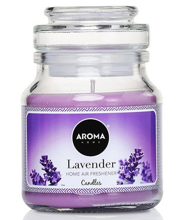 Aroma Home - Flavor Ar Candles Lavender  130 g