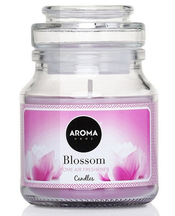 Aroma Home - Flavor Candles BLOSSOM Flowering  130 g
