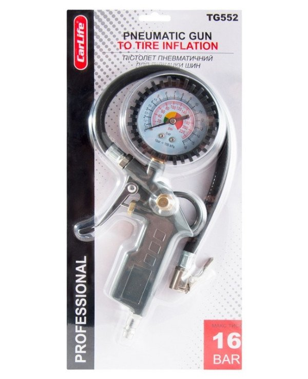 CarLife - tire inflation gun TG552