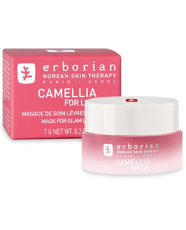 Erborian Mask to preserve youth lips Camellia For Lips 7ml buy from AZUM:  price, reviews, description, review