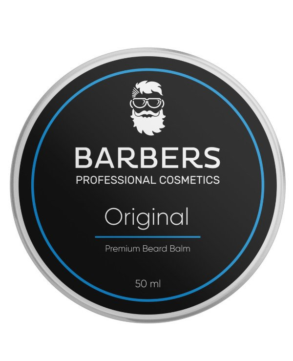 Barbers - Beard balm Original Premium Beard Balm 50ml
