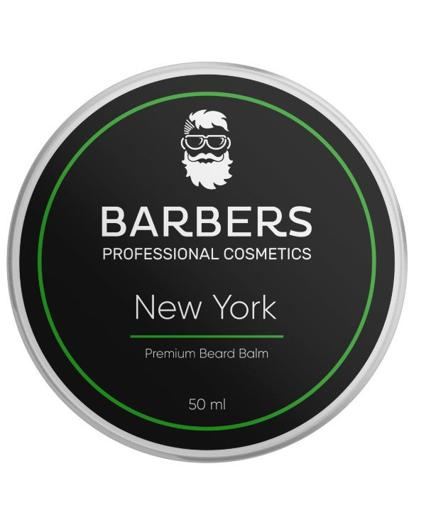 Barbers - Beard balm New York Premium Beard Balm 50ml