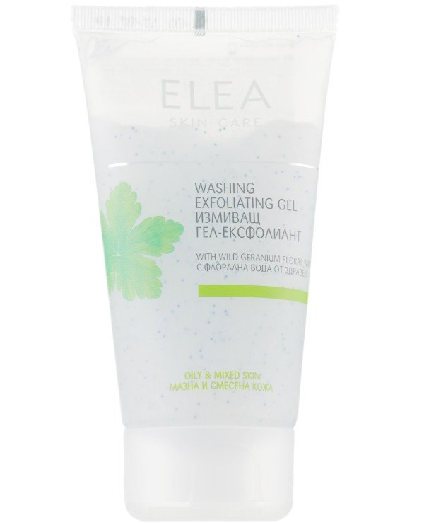 Elea Professional - Exfoliating gel for oily and mixed skin Washing Exfoliating Gel 150ml