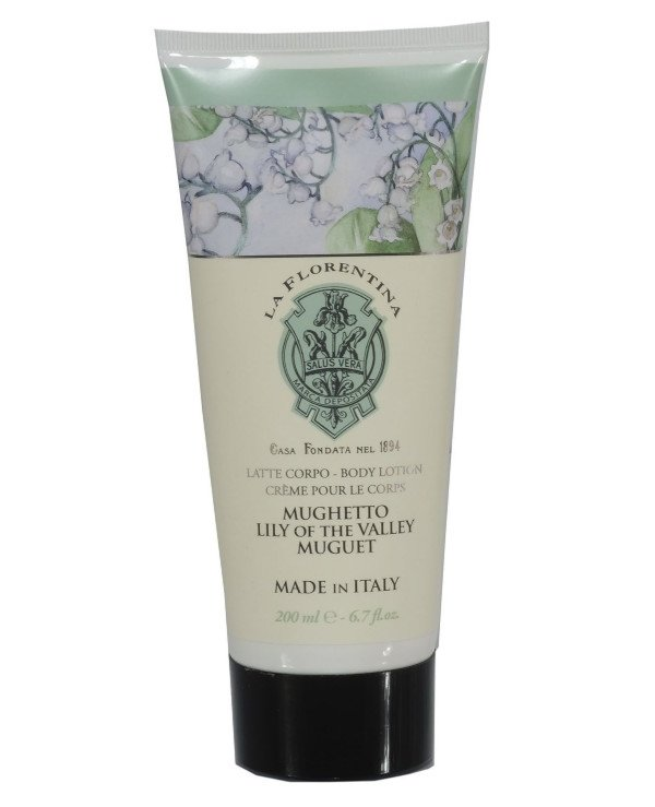 "La Florentina - Body lotion ""Lily of the Valley"" Mughetto"