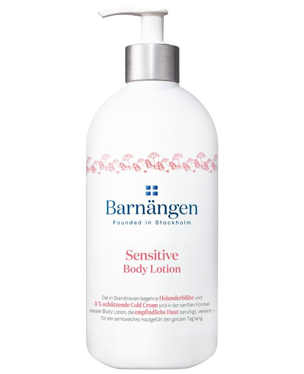 Barnangen - Body lotion Sensitive Body Lotion