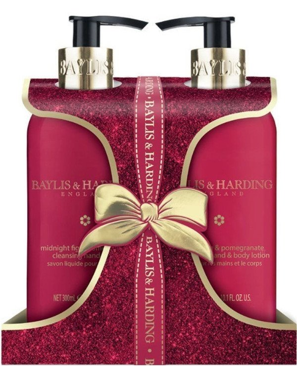 Baylis & Harding - Gift Set Midnight Fig & Pomegranate