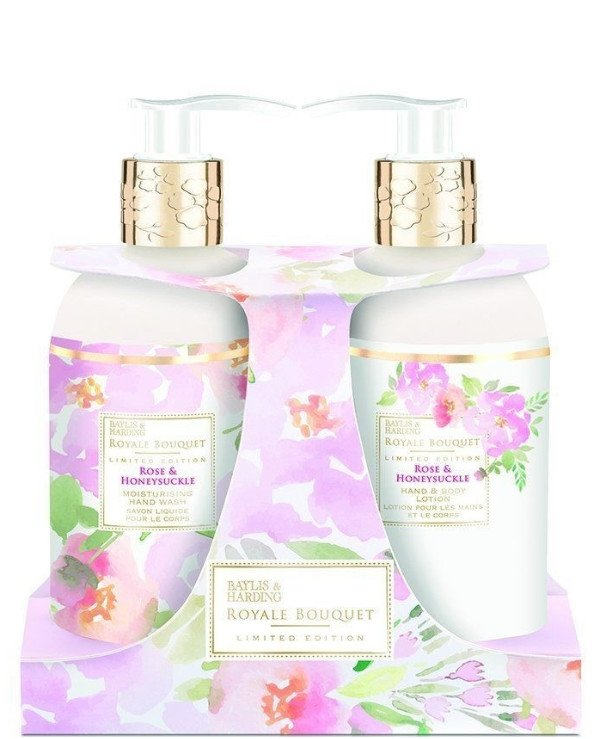 Baylis & Harding - Gift Set Royale Bouquet Rose & Honeysuckle