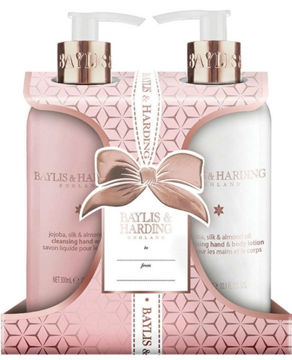 Baylis & Harding - Gift Set Jojoba, Silk & Almond Oil