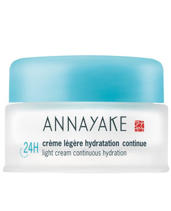 Annayake - Body Cream Long lasting nutrition and hydration 24H Light Cream Continuous Hydration 24