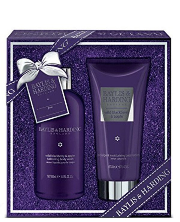 Baylis & Harding - Body kit Wild Blackberry & Apple