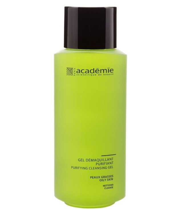 Academie - Cleansing gel Gel Demaquillant Purifiant 250ml