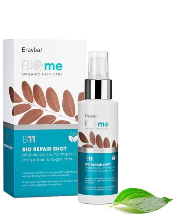Erayba - Hair treatment biosuction Bio Repair Shot Lotion