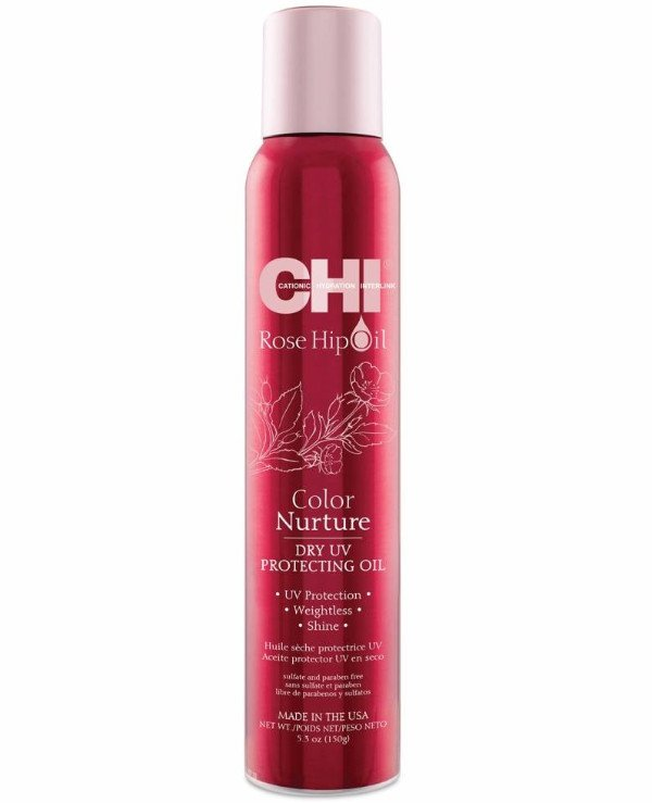 Chi - Protective dry oil Color Nurture Dry UV Protecting Oil
