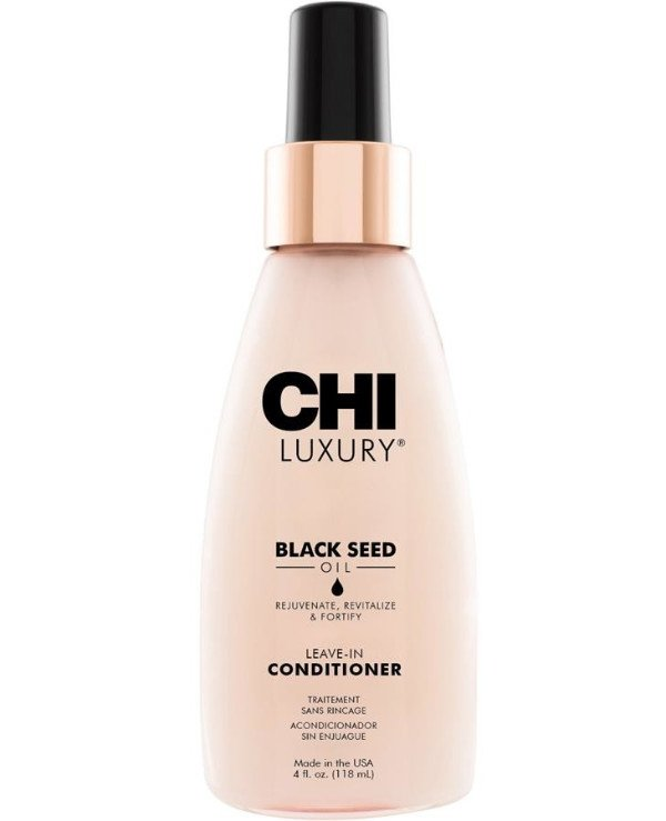 Chi Indelible conditioner with black cumin oil Black Seed Oil Leave-In  Conditioner 118ml buy from AZUM: price, reviews, description, review